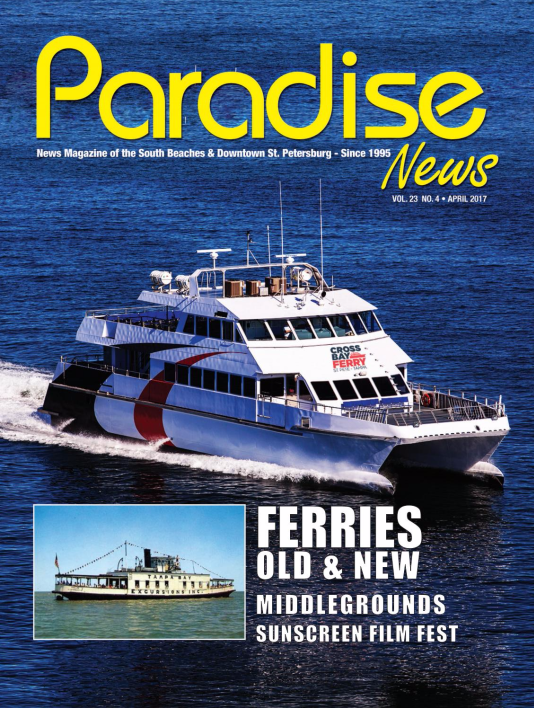 Read our April Issue online!